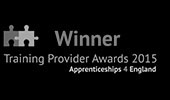 Training Provider Awards logo